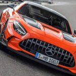 Mercedes-AMG GT Black Series Is Derived From AMG GT3, Has The Most Powerful AMG V8 Ever