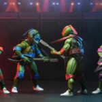 <em>Teenage Mutant Ninja Turtles</em> As Musicians Immortalized As Action Figures
