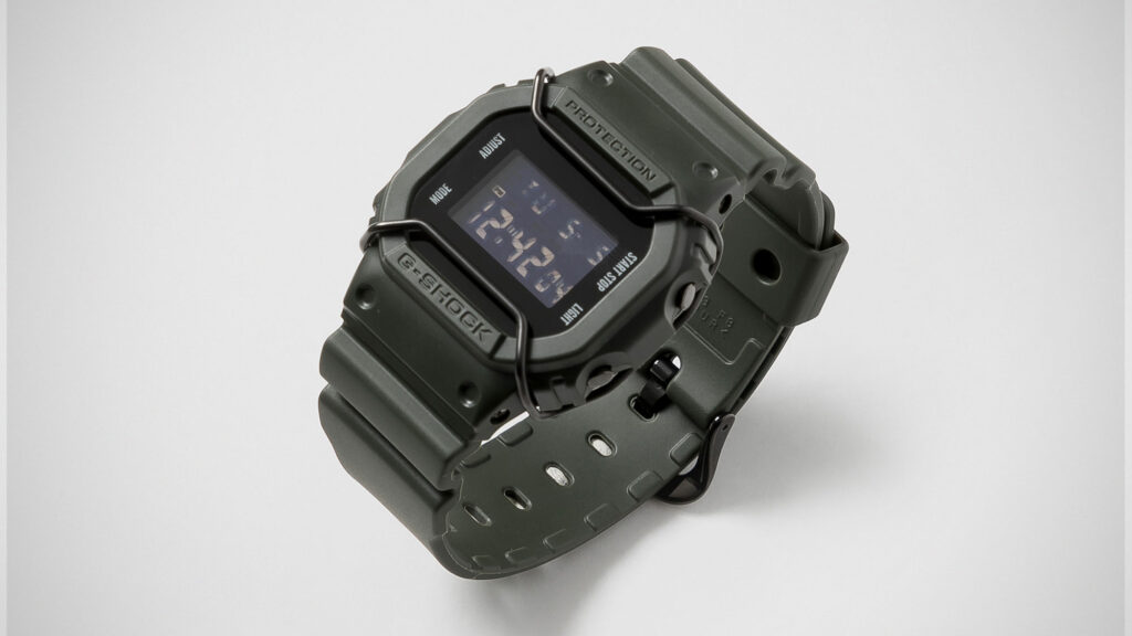 NEXUS VII. × G-Shock Exclusively For UR