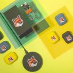 Maison Kitsuné Injects A Little Fun Into Native Union Gadget Accessories