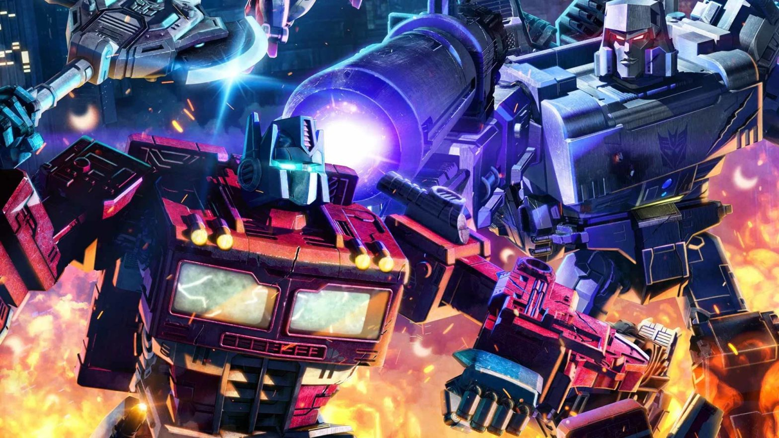 Netflix Transformers War For Cybertron Trilogy Siege Trailer