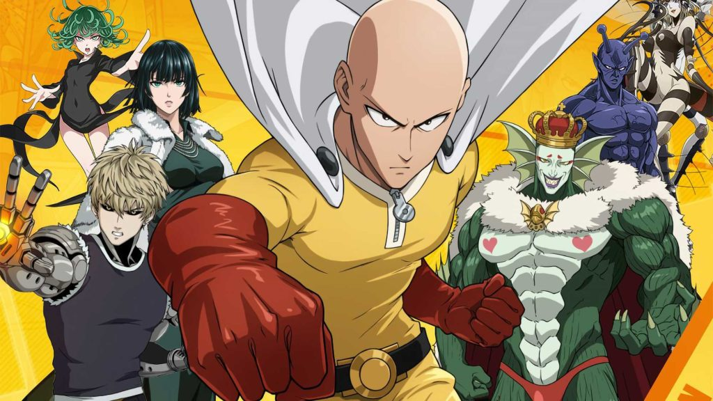 One Punch Man The Strongest Mobile Game