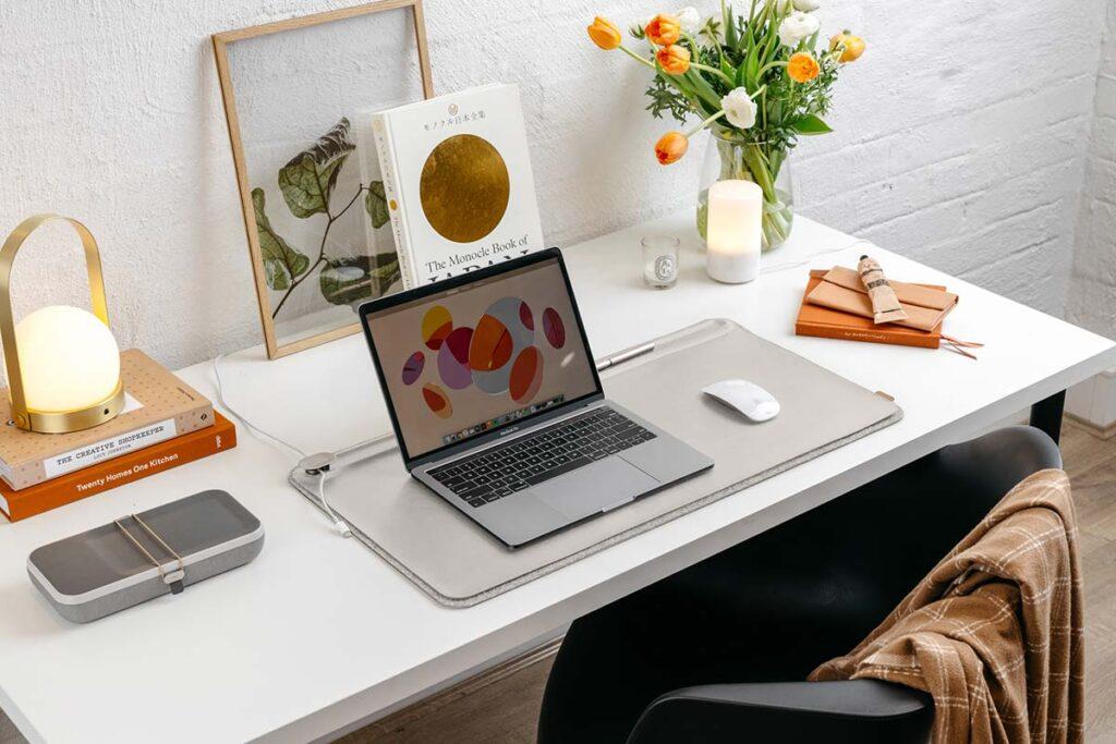 Orbitkey Desk Mat Kickstarter