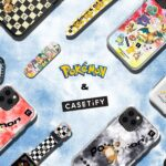CASETiFY Teamed Up With <em>Pokémon</em> Again For New Gadget Accessories Collection