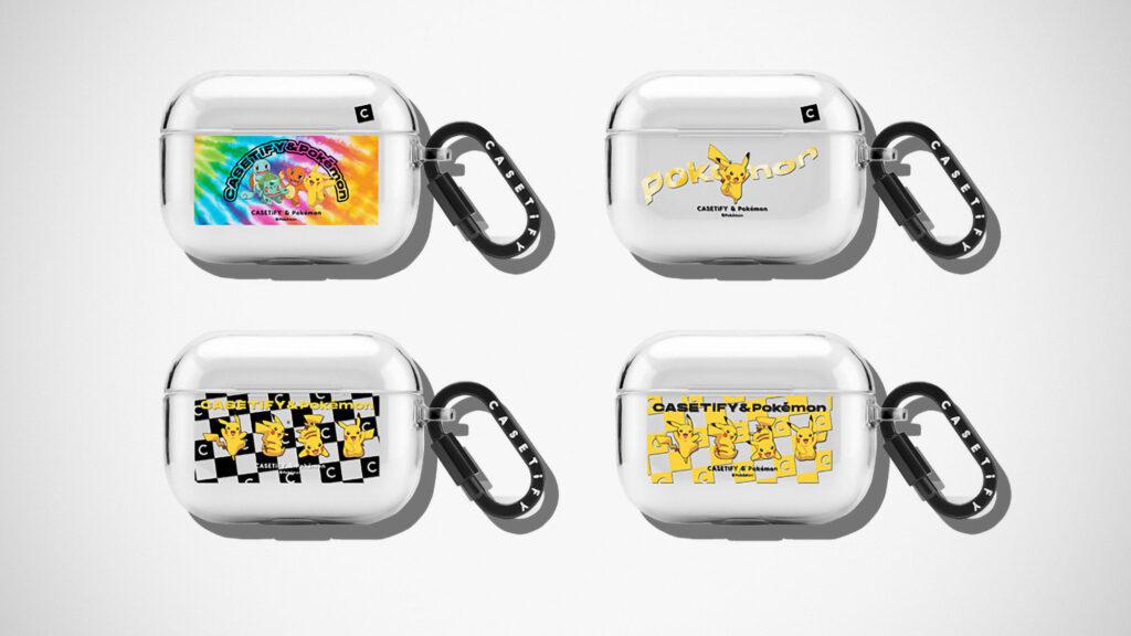 Pokémon x CASETiFY Collection