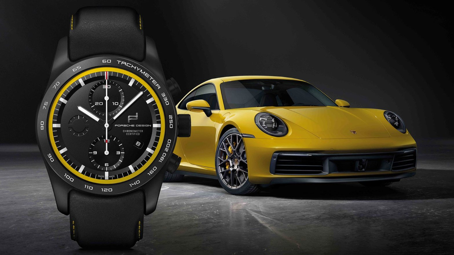Porsche Design Custom-Built Timepiece Program