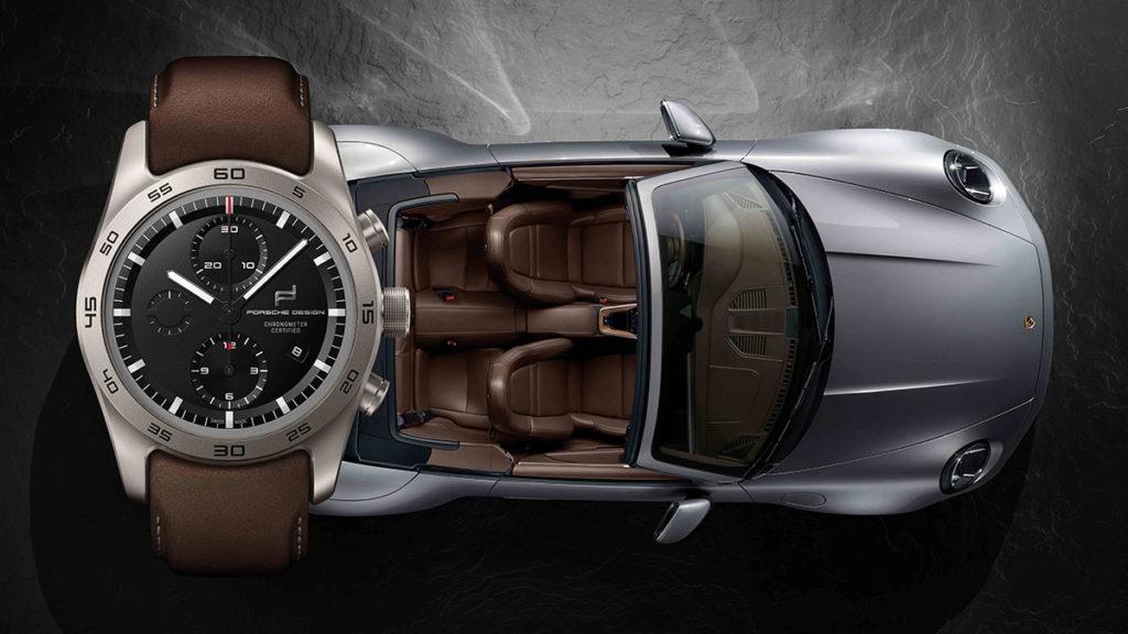 Porsche Design Custom-Built Timepiece Program