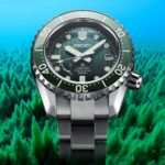Seiko Prospex LX Line Ltd Ed Is A Dive Watch Inspired By Skarvsnes Foreland In Antarctica