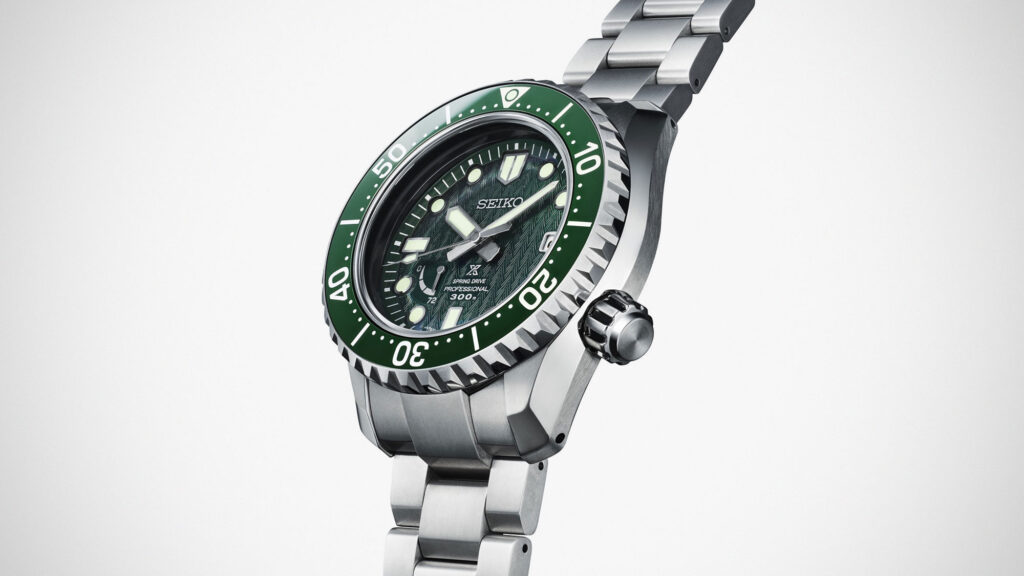 Seiko Prospex LX Line Limited Edition Dive Watch