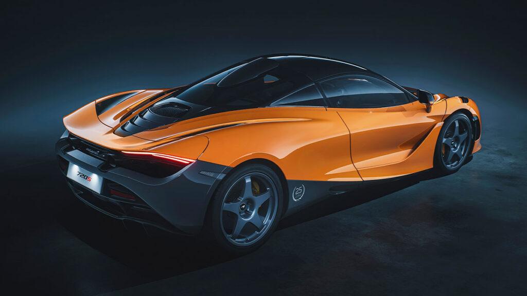 Special Edition McLaren 720S Le Mans Coupe