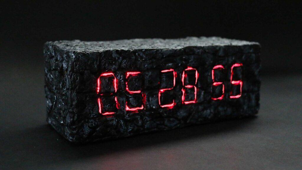 Spiritus Aroma Diffuser & Alarm Clock by KIBARDIN Design Studio
