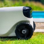 Toadi Is An Autonomous Lawn Mower Robot That Does Not Require Perimeter Cable