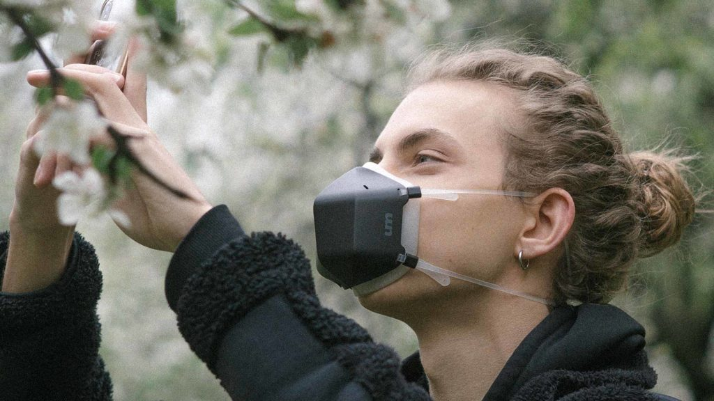 UVMask Next-generation Reusable Mask