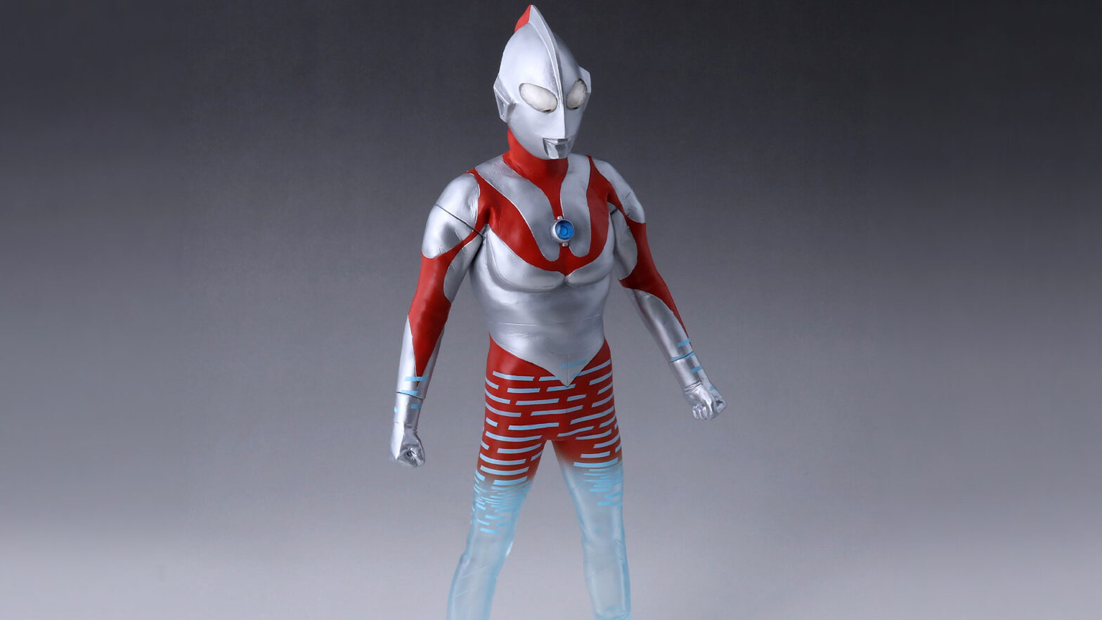 Shonen Ric Ultraman Figure Teleportation Version
