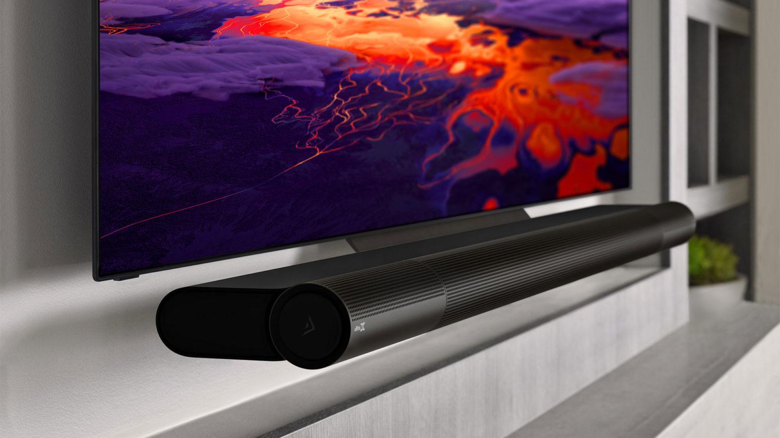 Vizio OLED 4K HDR Smart TV and Elevate Soundbar