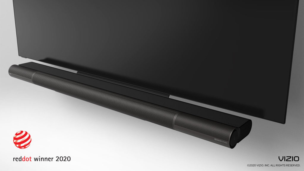 Vizio OLED 4K HDR Smart TV and Elevate Soundbar