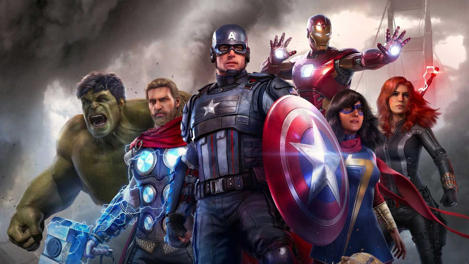 2020 Marvel's Avengers Video Game