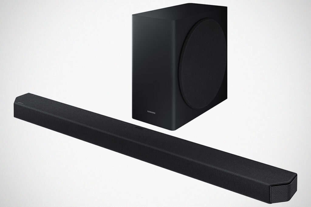 2020 Samsung Q Series Premium Sound Bars