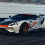 Ford Celebrates '66 Daytona Win With 2021 Ford GT Heritage Edition Supercar