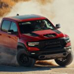 The New 2021 RAM 1500 TRX Truck Is A Supertruck That Wipes 0-60 In 4.5 Seconds