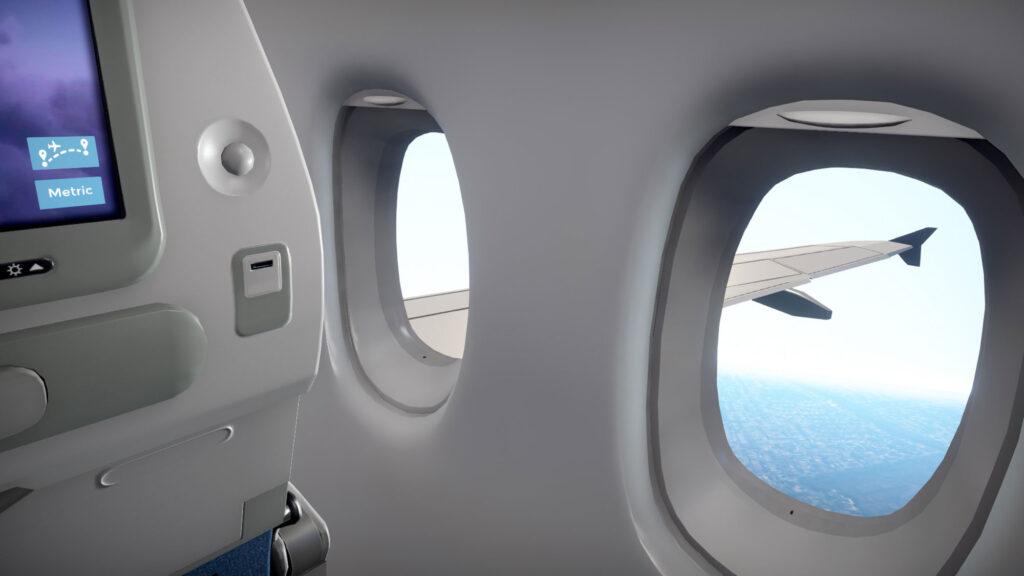 AMC Airplane Mode Air Travel Simulator
