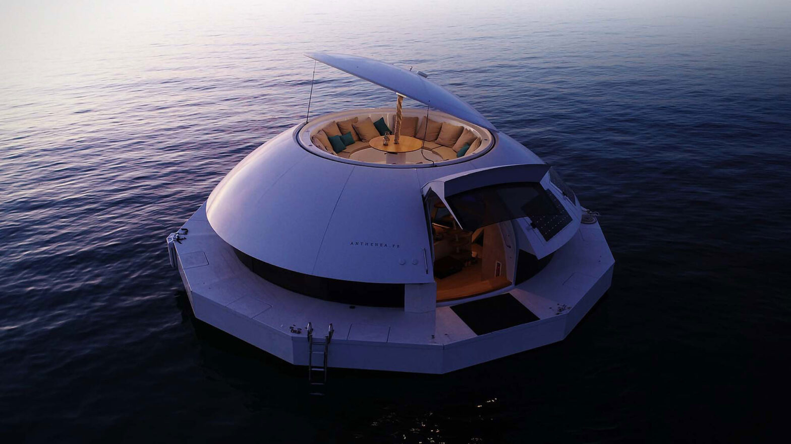 Anthenea Floating Hotel Suite/Floating Home