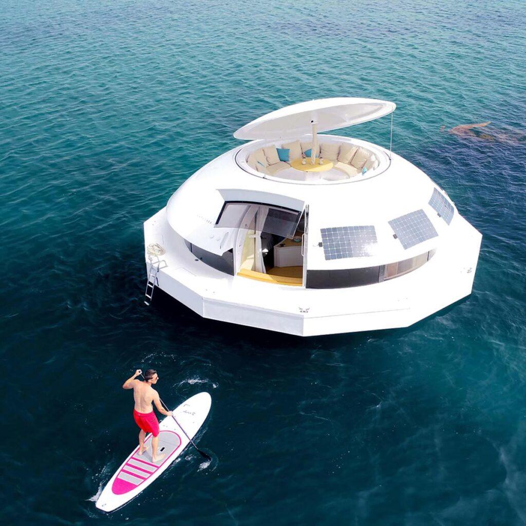 Anthenea Floating Hotel Suite/Floating Home