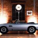"""This Two-Thirds Scale Aston Martin DB5 """"Kiddie Ride"""" Costs As Much As A C-Class"""