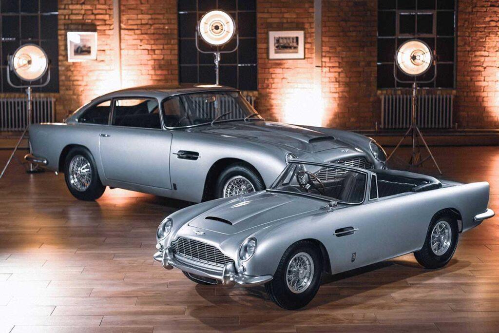 Aston Martin DB5 Junior by The Little Car Company