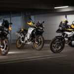 New BMW F Series GS Motorcycles Introduced With 40 Years GS Edition