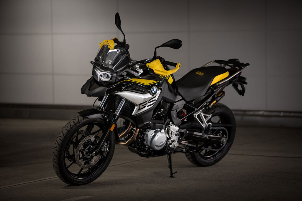 BMW F 750 GS Edition 40 Years GS