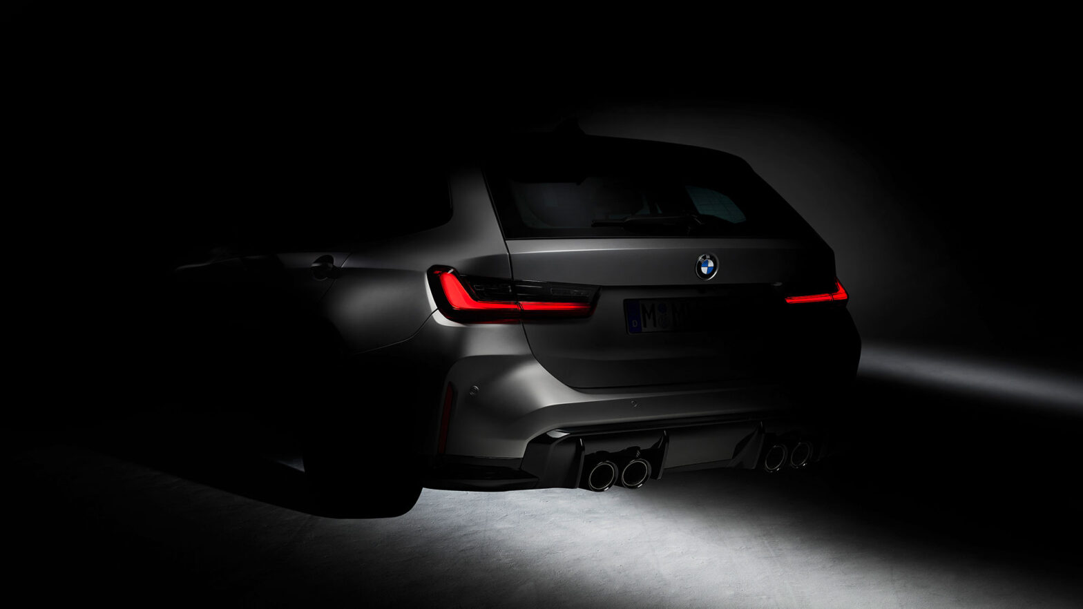 BMW M3 Touring the M3 Station Wagon