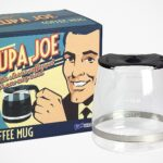 Cupa Joe Is Fun Coffee Mug In The Shape Of A Classic Coffee Pot Used In Diners