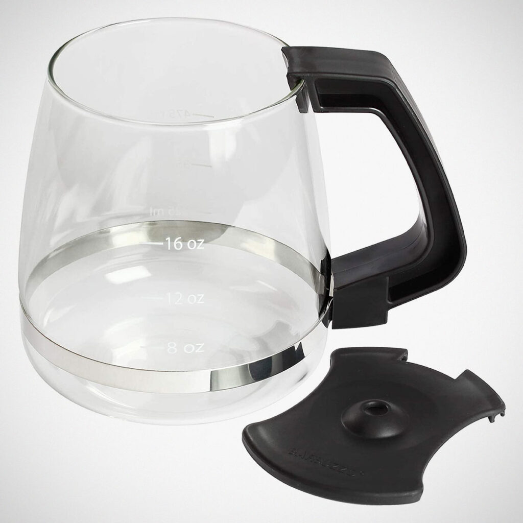 Barbuzzo Classic Coffee Pot Shaped Coffee Mug