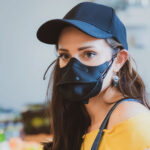 HideaMask Is A Baseball Cap With Integrated, Retractable Face Mask