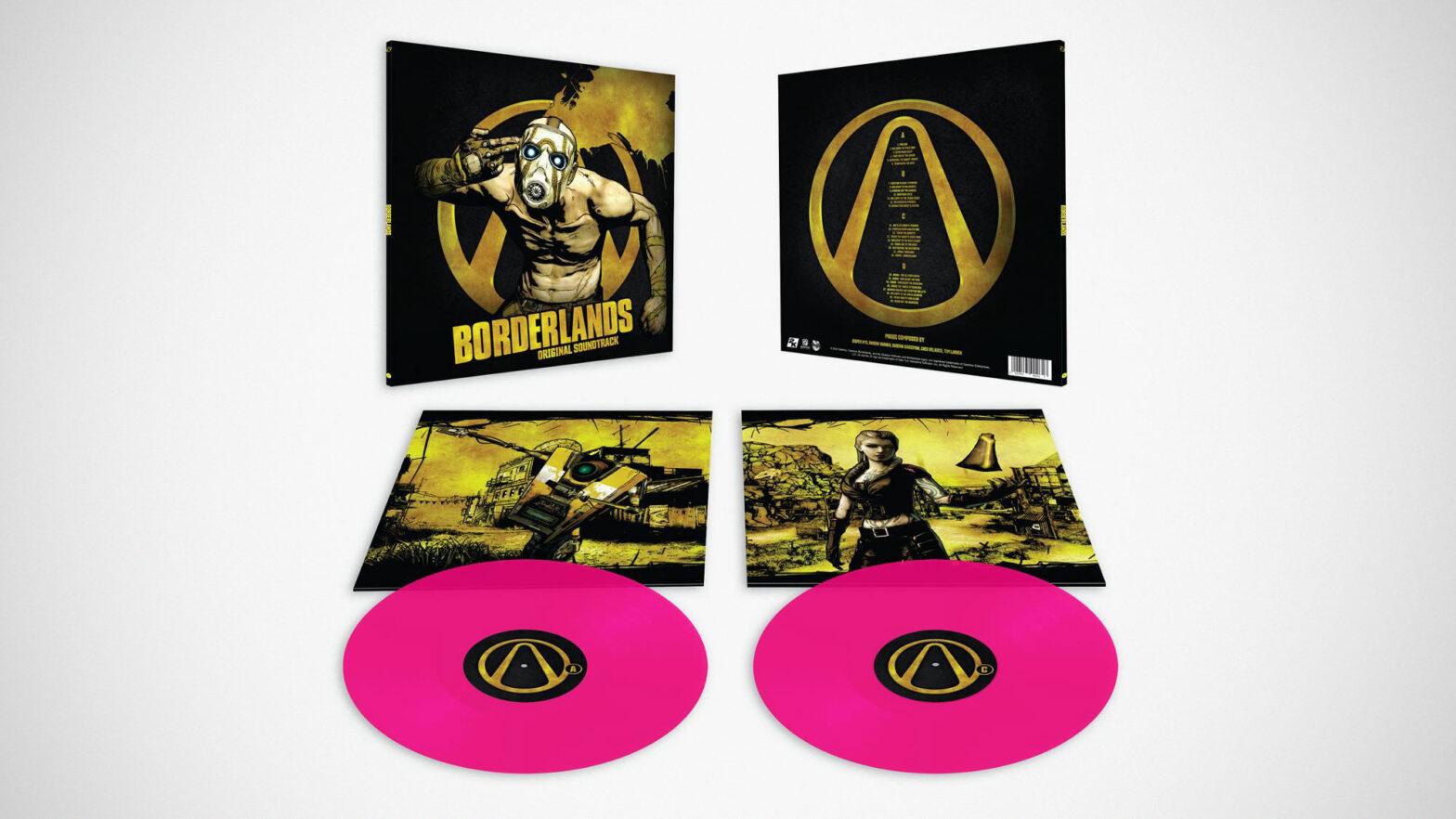 Borderlands Original Soundtrack Double LP