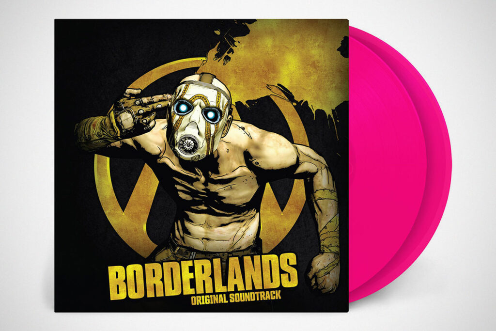 Borderlands Original Soundtrack Double LP