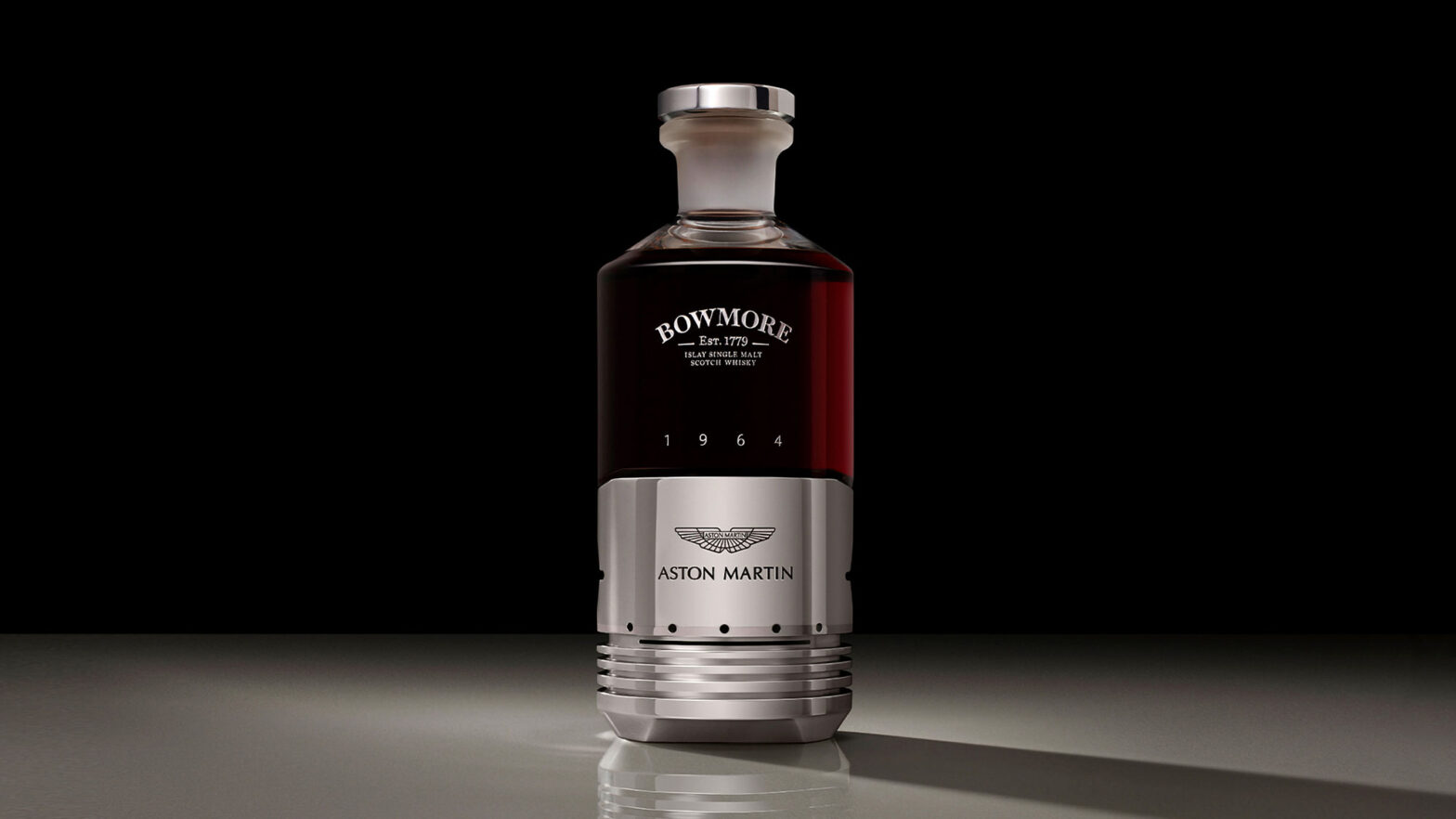 Bowmore x Aston Martin Black DB5 1964 Whisky