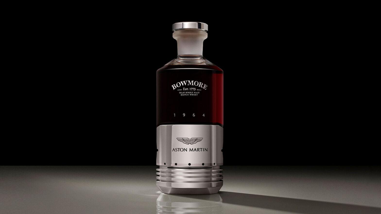 Bowmore x Aston Martin Black DB5 1964 Whisky