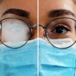 Here's A FDA-Approved Solution To Fogged Glasses When Wearing A Face Mask
