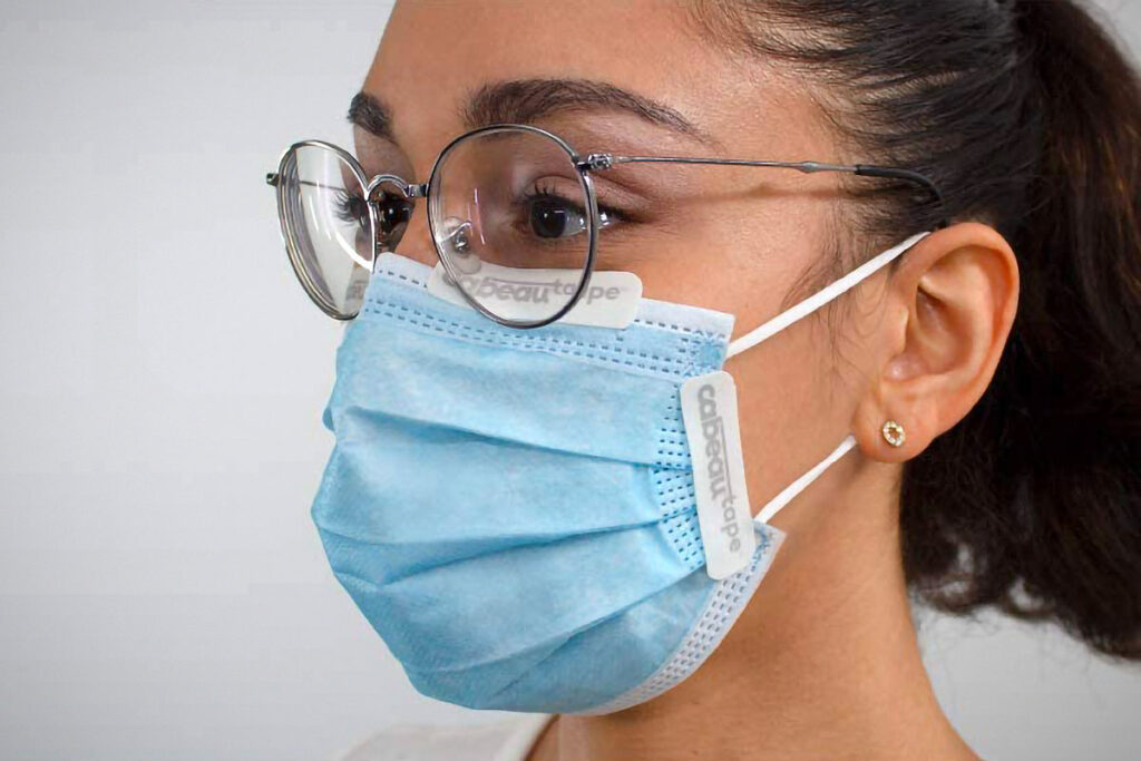 Cabeau Tape Medical-grade Tape for Face Masks