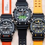 Casio G-Shock GA900s Are Super Tough Watches That Are Stylish And Eye-catching Too