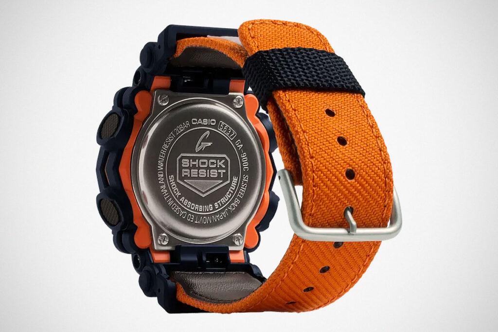 Casio G-Shock New GA900 Super Tough Watches