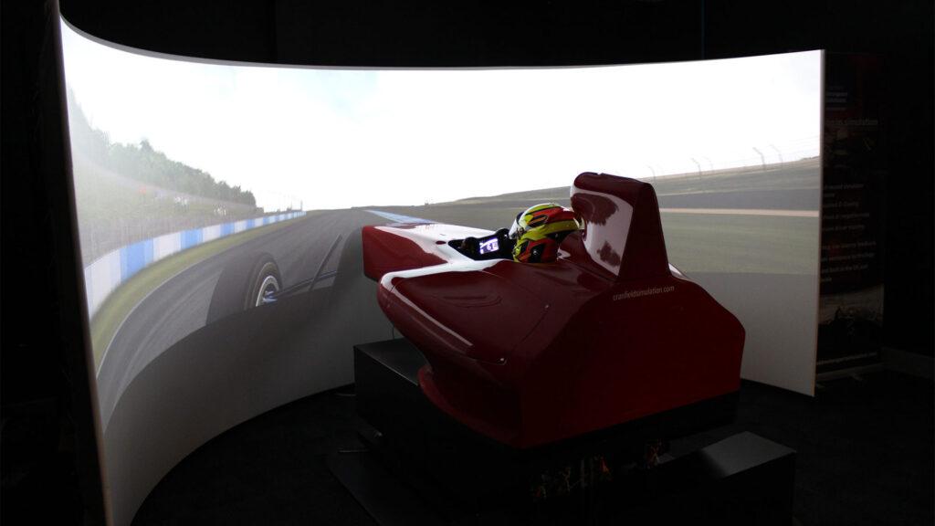 Cranfield Simulation Bespoke Formula Simulator