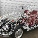 If <em>Cinderella</em> Was Set In Modern Time, This Wedding Beetle Would Be Her Carriage