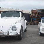 Honey, They Blew Up The Beetle: A Custom Classic VW Beetle That Is 40% Larger
