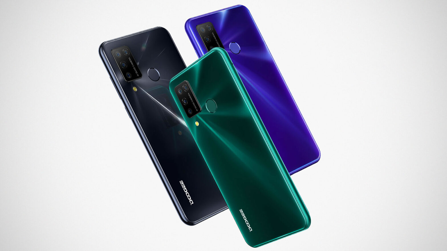 DOOGEE N20 Pro Android Smartphone