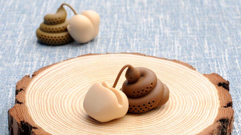 Dongguan FuLian Moulding Poop Tea Infuser