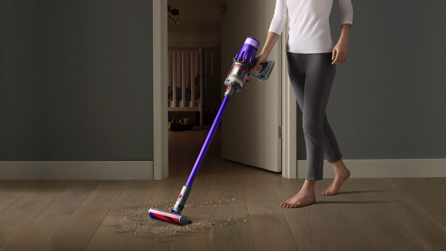Dyson Digital Slim Cordless Stick Vacuum Cleaner