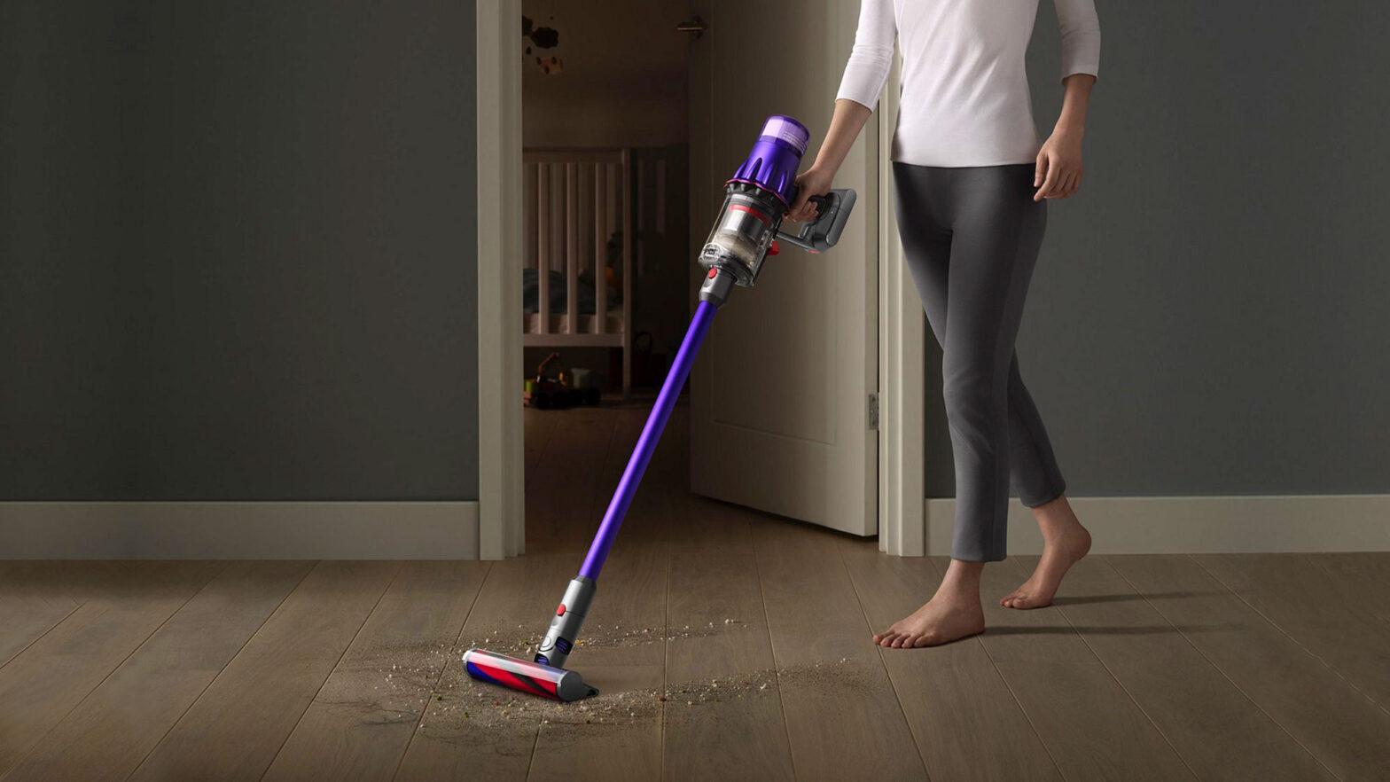 Dyson Digital Slim Cordless Stick Vacuum Cleaner